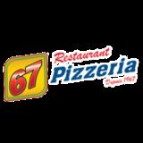 Pizzeria 67 logo