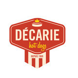 Decarie Hot Dogs logo