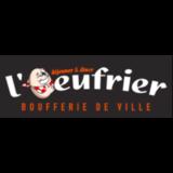 L'Oeufrier - Varennes logo Commis générales de cuisine Cuisinier et Chef Plongeur Hôte / Hôtesse  Serveur / Serveuse Busboy resto emploi restaurant