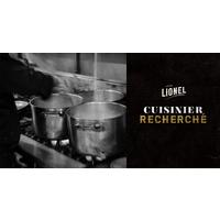 Restaurant Chez Lionel Inc. logo