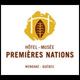 Hôtel-Musée Premières Nations logo