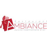 Restaurant L'Ambiance logo Cuisinier et Chef resto emploi restaurant