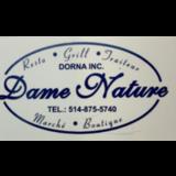 RESTAURANT DAME -NATURE logo