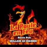 La Poule en Feu logo Cook & Chef  resto emploi restaurant