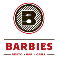 Barbies Resto Bar & Grill  logo resto emploi restaurant