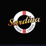 sardina fish & chips logo