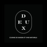DEUX restaurant & bar à vin logo Cuisinier et Chef resto emploi restaurant