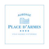 Auberge Place d'Armes - Hôtel Champlain logo