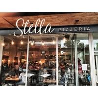 Stella Pizzeria logo Cuisinier et Chef Pizzaiollo resto emploi restaurant