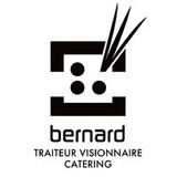Bernard Traiteur Visionnaire  logo Livreur  resto emploi restaurant