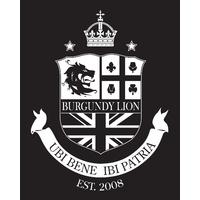 Pub Burgundy Lion logo