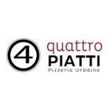 Quattro Piatti logo Service Counter / Kitchen Staff resto emploi restaurant