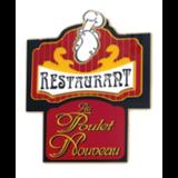 RESTAURANT AU POULET NOUVEAU logo