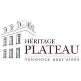 Héritage Plateau logo Plongeur resto emploi restaurant