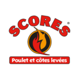 Rotisserie Scores logo Serveur / Serveuse resto emploi restaurant
