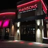 Madisons Restaurent & Grill logo Dishwasher Host / Hostess Waiter / Waitress Maitre D resto emploi restaurant