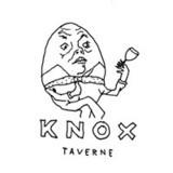 KNOX Taverne logo Bartender / Barmaid Host / Hostess Waiter / Waitress Busboy resto emploi restaurant