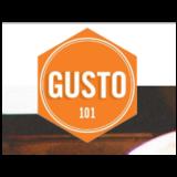 Gusto 101 logo