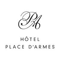 Le Place D'Armes Hotel & Suites logo Service Counter / Kitchen Staff Cook & Chef  Dishwasher resto emploi restaurant