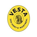 Restaurant Vesta logo Plongeur resto emploi restaurant