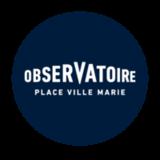 Au Sommet Place Ville Marie - Observatoire logo Barista resto emploi restaurant