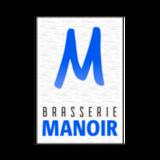 Brasserie le Manoir logo Barman / Barmaid Commis de cuisine Cuisinier et Chef Plongeur Gérant / Superviseur Serveur / Serveuse Busboy resto emploi restaurant