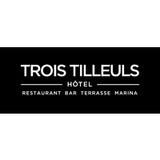 Hôtel les Trois Tilleuls. logo Commis générales de cuisine Cuisinier et Chef resto emploi restaurant