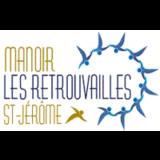 Manoir Les Retrouvailles  logo Cuisinier et Chef resto emploi restaurant