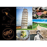 Giro D'italia inc.  logo Cook & Chef  resto emploi restaurant