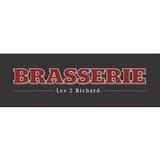 Brasserie Les 2 Richard logo Cuisinier et Chef resto emploi restaurant