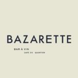 BAZARETTE logo Waiter / Waitress Wine Steward Barista Manager resto emploi restaurant