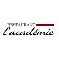 Restaurant l'Académie logo Serveur / Serveuse resto emploi restaurant