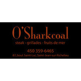 Restaurant O'Sharkcoal logo
