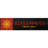 Alexandro's Take Out logo Cook & Chef  resto emploi restaurant