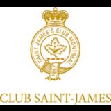 Club Saint-James de Montréal logo Serveur / Serveuse resto emploi restaurant