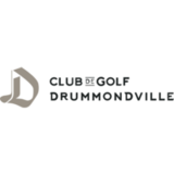 Club de golf Drummondville logo
