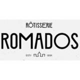 Romados logo Gérant / Superviseur Directeur resto emploi restaurant