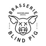 Brasserie Le Blind Pig logo Directeur resto emploi restaurant