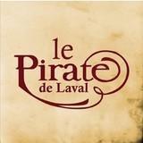 Le pirate de Laval  logo Cuisinier et Chef resto emploi restaurant