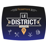 Le District taverne logo Barman / Barmaid resto emploi restaurant