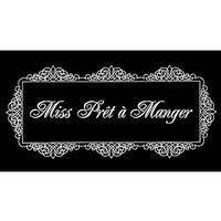 Miss Pret a Manger logo Caterer Cook & Chef  Dishwasher resto emploi restaurant