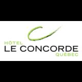 Hôtel Le Concorde Québec logo Divers resto emploi restaurant