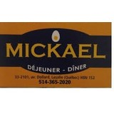 Déjeuner Mickael logo Serveur / Serveuse resto emploi restaurant