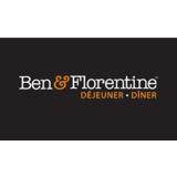 Ben & Florentine Carrefour Brossard logo Hôte / Hôtesse  resto emploi restaurant