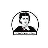 Café chez Téta logo Cuisinier et Chef Pizzaiolo resto emploi restaurant