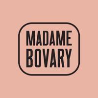 Madame bovary logo Cuisinier et Chef resto emploi restaurant