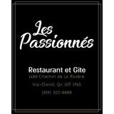 Restaurant & Gîtes Les Passionnés logo Cuisinier et Chef resto emploi restaurant
