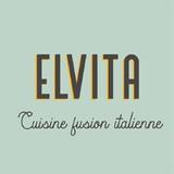 Elvita's cuisine fusion Italienne logo