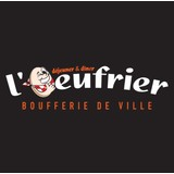 L'Oeufrier  logo Service Counter / Kitchen Staff Cook & Chef  Dishwasher Host / Hostess Waiter / Waitress Busboy resto emploi restaurant