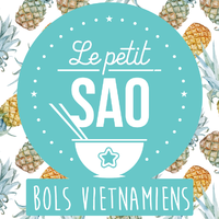 Petit Sao - Bols et Banh mi Vietnamiens logo